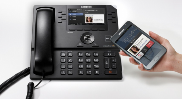 New Samsung SMT-i OfficeServ Telephones, A  Sweet & Sexy Treat In Office Communications