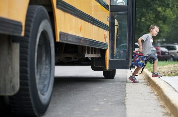 School News: Tracking Our Children On The Bus